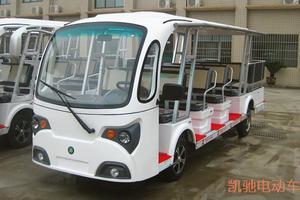 18座电动观光车[CAR-YL18B]
