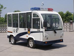 8座封闭巡逻车[CAR-XL08FB-XW]