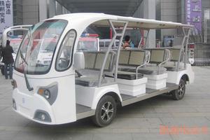 11座电动观光车[CAR-YL11B]