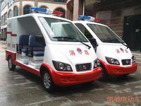 4座电动消防车[CAR-XF04B]