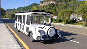 18座观光小火车托马斯[CAR-HC18B]