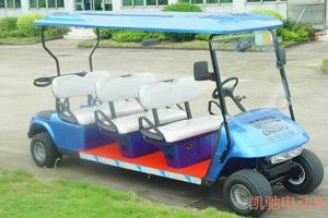 6座电动高尔夫球车[CAR-GL6A]