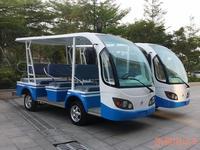 11座电动观光车[CAR-YL11C]