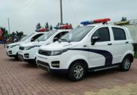 4座封闭式巡逻车[CAR-XL4LH]